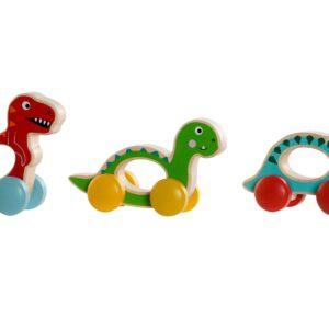 coches dinosaurios