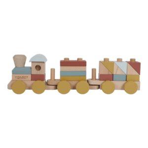 tren madera